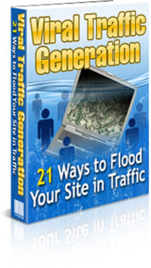 Product picture The Viral Traffic Generator